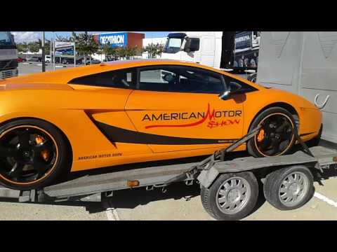 American motor show en carcaixent