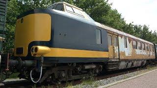Spoorwegen | Afl.19 | Nieuw leven voor oud benelux rijtuig