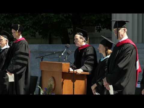 Commencement 2017:  Invocation & Cum Laude