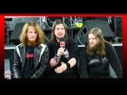 Black Aces - Interview mit Kalle-Rock.de - 13.02.2015