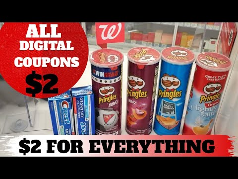 Easy! WALGREENS COUPONING ALL DIGITAL COUPONS! Learn how to coupon