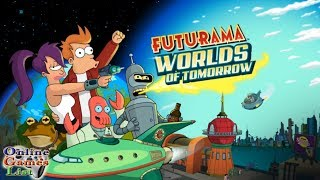 Futurama: Worlds of Tomorrow Android Gameplay HD