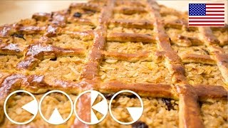 Apple Cake Behind Bars Recipe