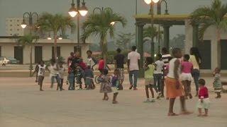 Guinée equatoriale, Record d'affluence à ''Paseo Marítimo''