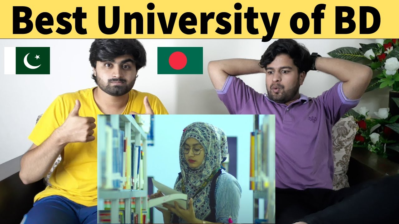 Pakistani Reaction on Campus Life in Bangladesh University of Professionals ( BUP )