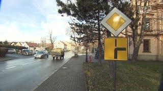 Jedź bezpiecznie odc. 725 (Czerwone światło i łamane pierwszeństwo)