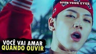 Músicas no K-POP que você vai AMAR DE PRIMEIRA ❤🎧 #2
