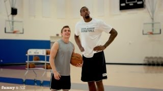 Real Life H-O-R-S-E! with Dave Franco & DeAndre Jordan