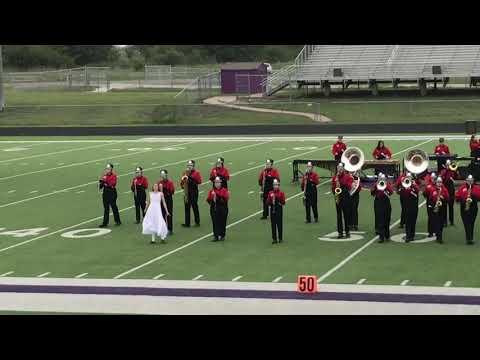 Maypearl High School Band 9/29/18