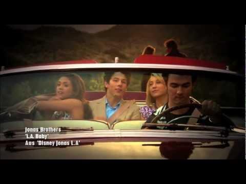 Jonas Brothers - L.A. Baby - Disney JONAS L.A.