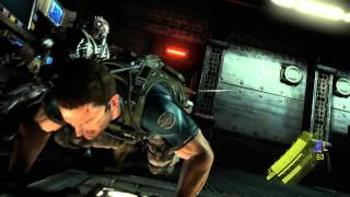 Resident Evil 6 / Biohazard 6 GTX 980 PC 4K Ultra Settings Chris Gameplay 17