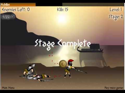 Achillies Online Game