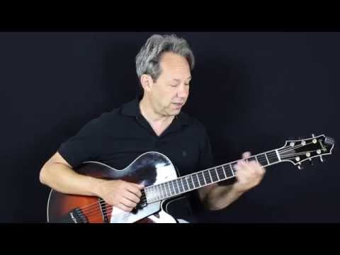 The Nearness of You - Barry Greene Video Lesson Preview