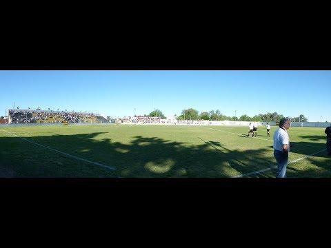 25 de Mayo - LVF 2018  Argentinos - Plaza España, gol de Manuel Montiel -