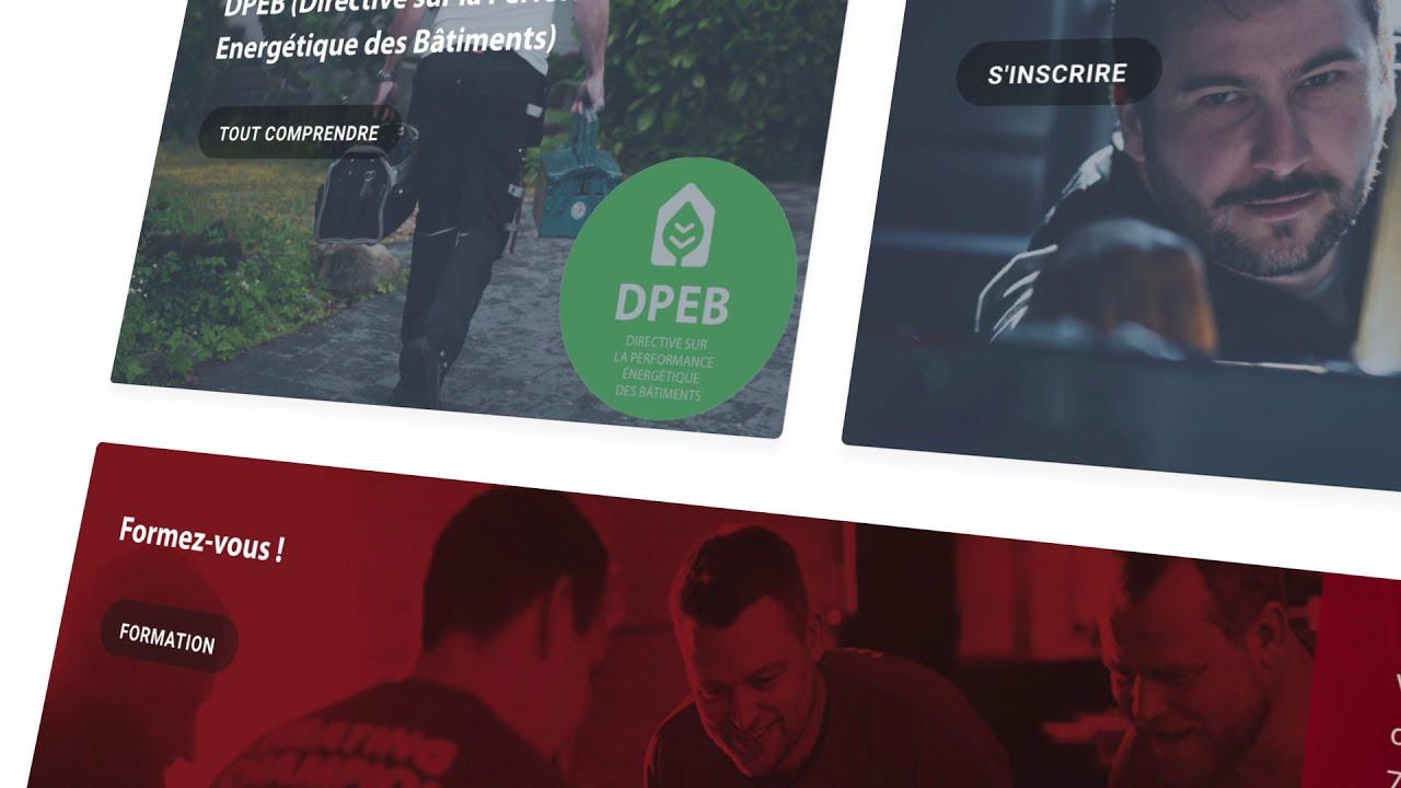 Découvrez le site installateur.danfoss.fr