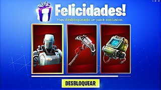 THE NEW CAZA BACK REWARDS in Fortnite! (How to Get Free Skin Game)
