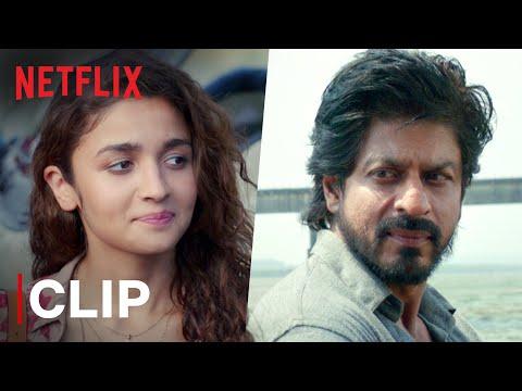Shahrukh Khan Gives The Best Relationship Advice To Alia Bhatt | Dear Zindagi | Netflix India