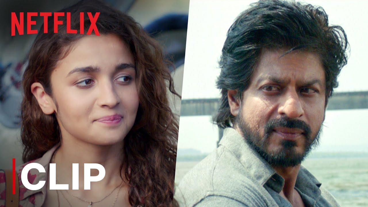 Download Shahrukh Khan Gives The Best Relationship Advice To Alia Bhatt | Dear Zindagi | Netflix India