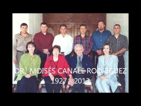 Gracias Papá!  Dr. Moises Canale Rodriguez