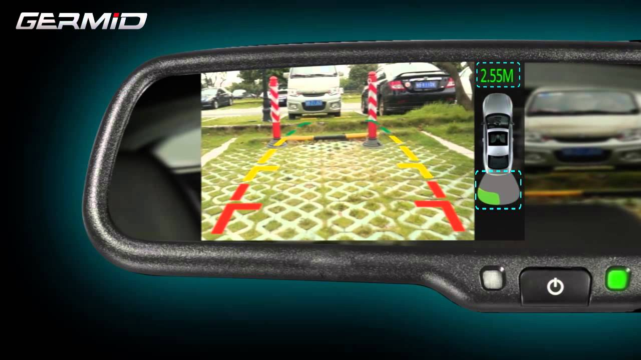 Rearview camera with parking assistant: how to choose 96