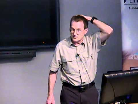 Jasper Kirkby: The CLOUD experiment at CERN
