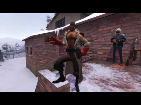 Team Fortress 2 - Zombie Apocalypse Part 9 - CoolDown (Christmas Special)