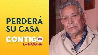 El desesperado llanto de abuelito que fue engañado para vender su casa - Contigo en La Mañana