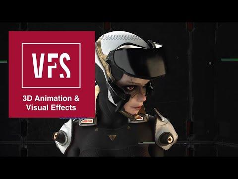 Tellox 666 - Vancouver Film School (VFS)