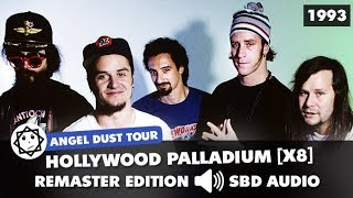 Faith No More - Hollywood Palladium (1993) **Remaster / SBD Audio [X8]**