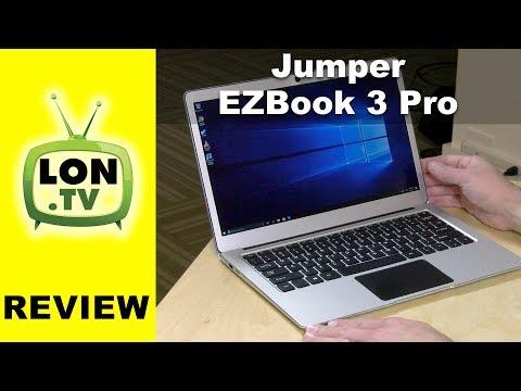 Jumper EZBOOK 3 PRO Laptop Review - $300 Macbook Air inspired Windows laptop