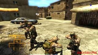 Full Spectrum Warrior PC Gameplay Chapter 5 Part 1/3