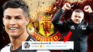 Could Cristiano Ronaldo Return to Man Utd???