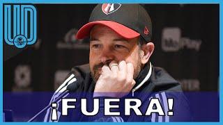 Puente del Río es el segundo técnico despedido en el Guardianes 2020 de la Liga MX
