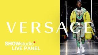 Download Video Versace - Autumn / Winter 2019 Menswear Panel Discussion MP3 3GP MP4
