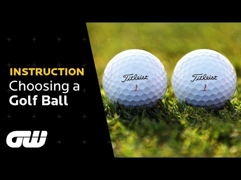 Pro V1 vs Pro V1X: Which Titleist Is Right For You? | Instruction | Golfing World