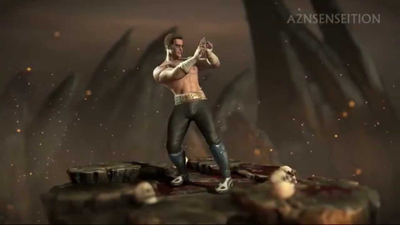 Mortal kombat x alternate costumes tournament johnny cage youtube