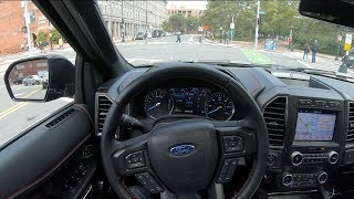 2020 Ford Expedition Max - POV City Test Drive by Tedward (Binaural Audio)