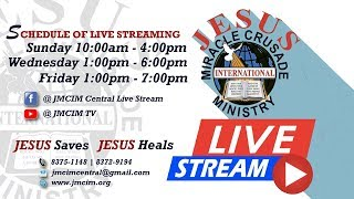 Please Watch!!! JMCIM Central Live Streaming of WEDNESDAY MIDWEEK SERVICE | MAY 27, 2020.