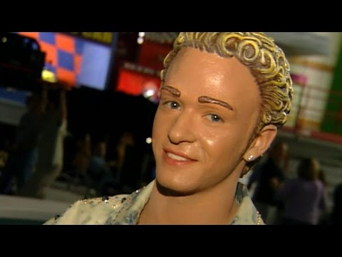FLASHBACK: Watch 'N SYNC Transform Into Dolls for the Iconic 'It's Gonna Be Me' Video