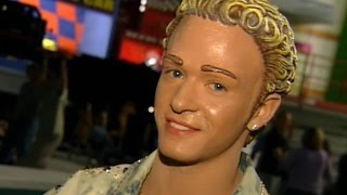 flashback watch n sync transform into dolls for the iconic its gonna be me video