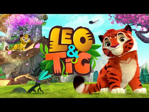 Leo and Tig: Forest Adventures 1
