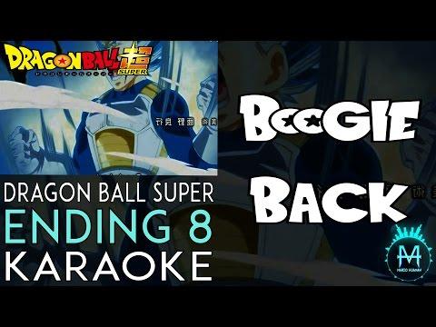 Dragon Ball Super Ending 8 Karaoke Cover Boogie Back - Miyu Inoue