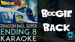 Download lagu Dragon Ball Super Ending 8 Karaoke Cover Boogie Back Miyu Inoue MP3