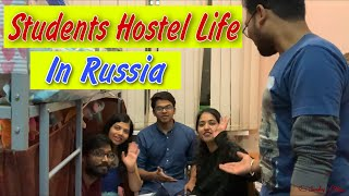 Students Hostel life in Russia   Tambov   Medical Students   All Information