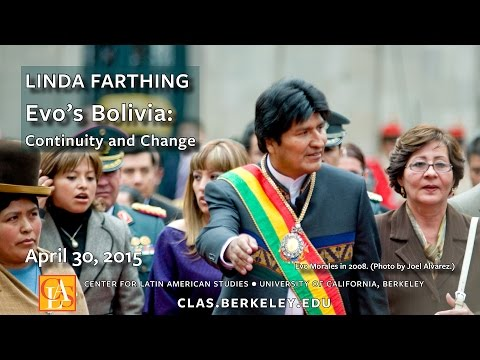 Evos Bolivia Continuity and Change