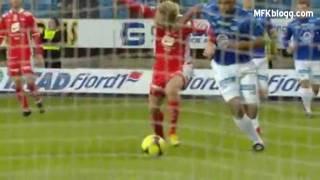 Molde - Brann, 4. runde Tippeligaen 2010