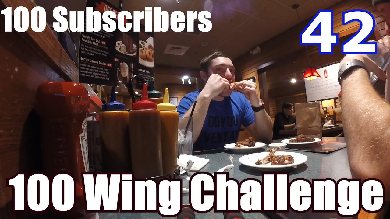 Download 100 Wing Challenge