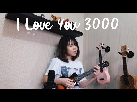 I LOVE YOU 3000 - STEPHANIE POETRI Cover By Ingrid Tamara