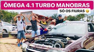 OMEGA 4.1 TURBO ITALO MANOBRAS ((KAKARECO))