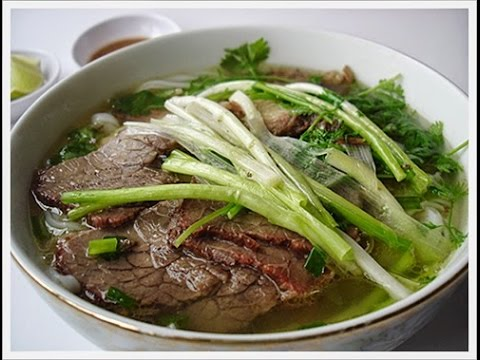 Traditional Tasting Vietnamese Food